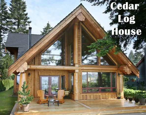 cedar-loghouse