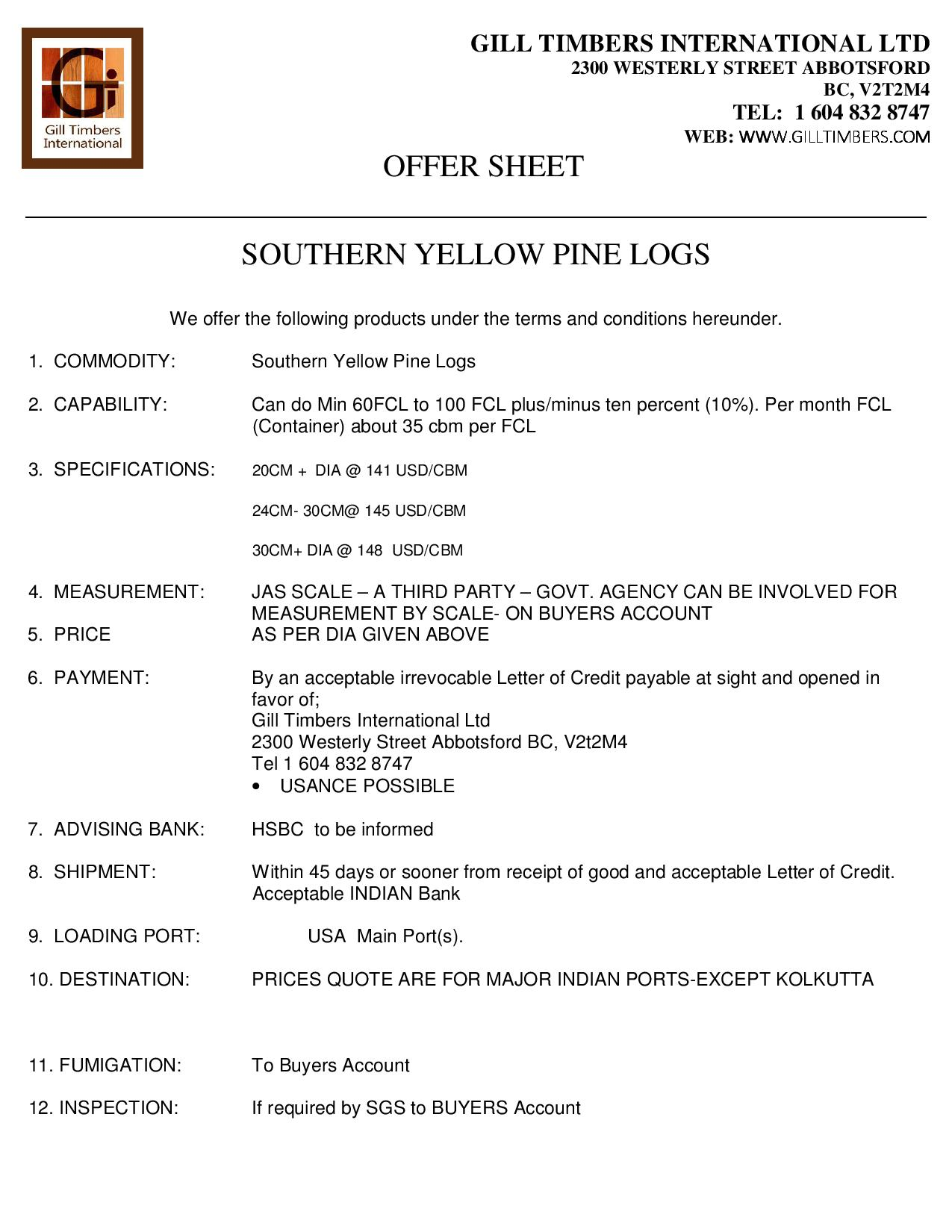 SOUTHERN YELLOW PINE LOGS-page-001