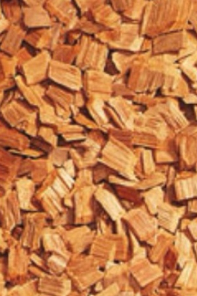 Eucalyptus and Acacia Woodchips